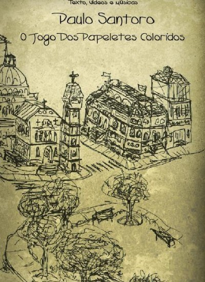 Detalhes do livro O JOGO DOS PAPELETES COLORIDOS