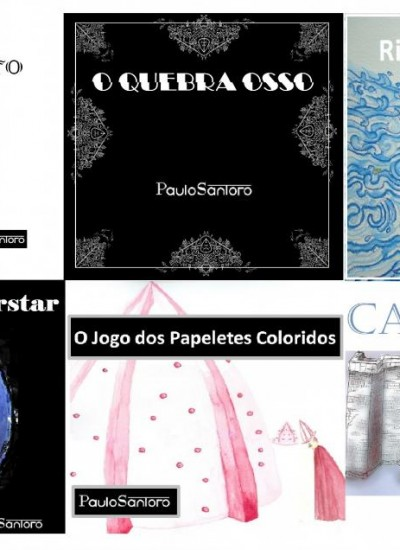 Detalhes do livro Capas de álbuns de Paulo Santoro