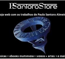 Lançamento Plataforma PSantoro e loja PSantoroStore: 20/09