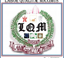 Labor Qualitae Maximus - arte final da capa
