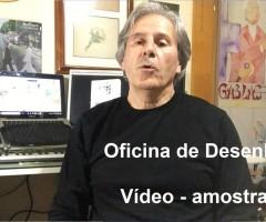 Oficina de Desenho - 3o vídeo