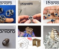 PSantoro: Joias de Arte