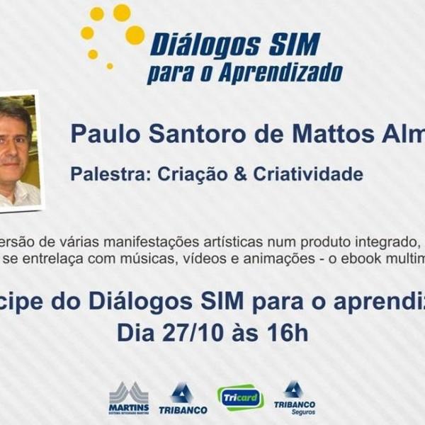 Palestra Banco Tribanco, Grupo Atacadista Martins, Uberlândia, MG