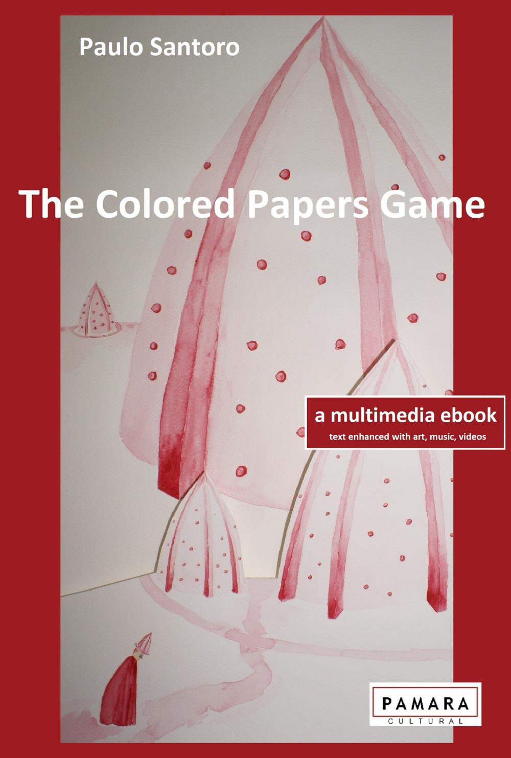 Lançamento ebook The Colored Papers Game