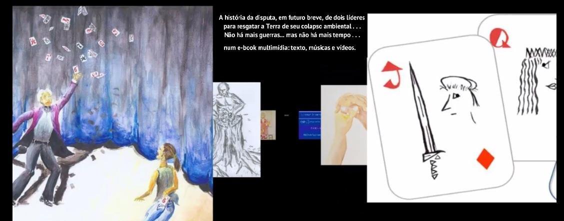 Trabalhos de Paulo Santoro