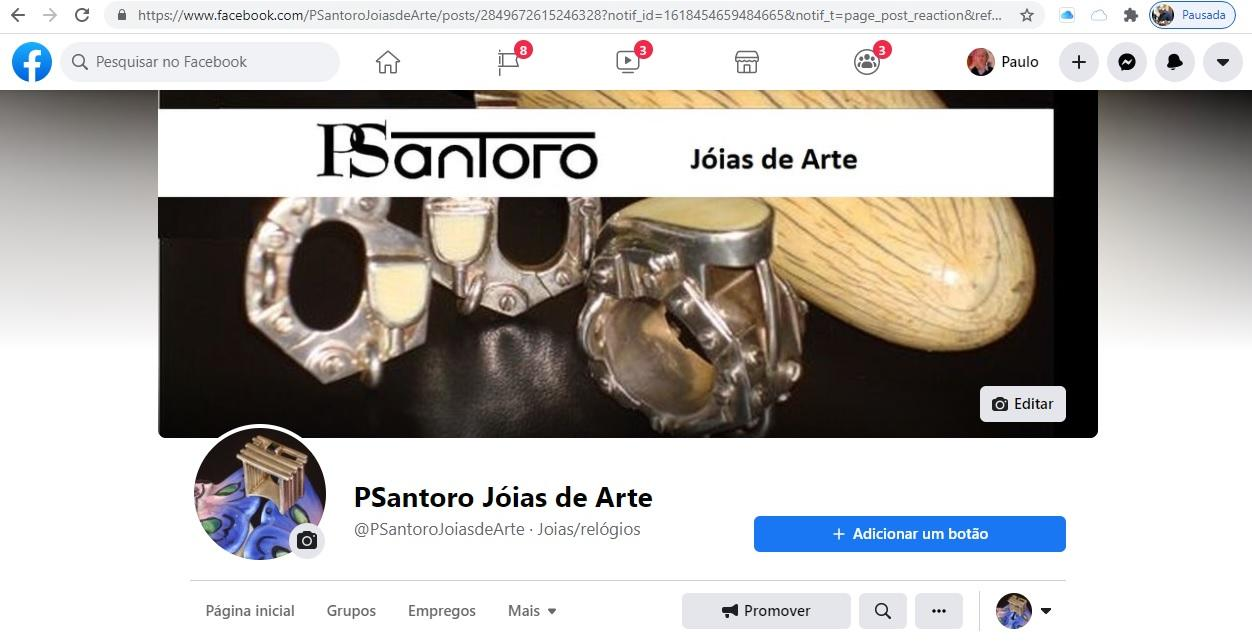 PSantoro Jóias de Arte